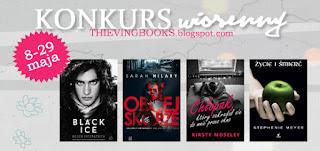http://thievingbooks.blogspot.com/2016/05/wiosenny-konkurs.html