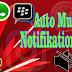 Cara Auto Mute  Pemberitahuan Group Chat di Android