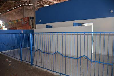 Alagoinhas: Prefeitura Municipal realizará a entrega de banheiros reformados aos feirantes da Central de Abastecimento
