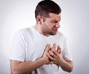 Waspadai Gejala Gejala Serangan Jantung Mendadak