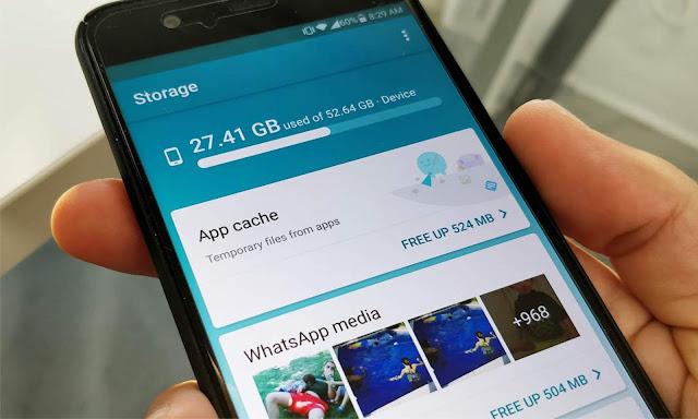Cara Atasi Memori Internal HP Android Yang Penuh Cara Atasi Memori Internal HP Android Yang Penuh