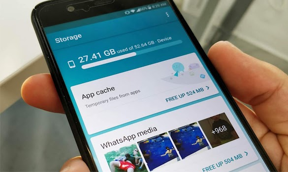 Cara Atasi Memori Internal Hp Android Yang Penuh