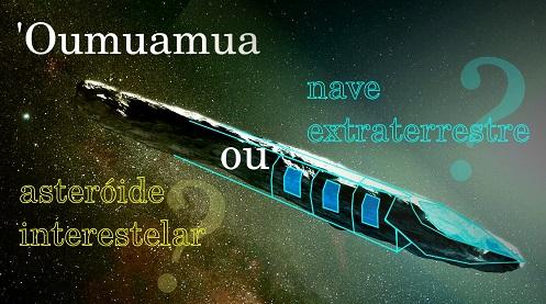 """Oumuamua"""" - un'entità sottile a forma di sigaro"""