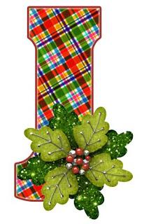 Abecedario Navideño. Christmas Abc.