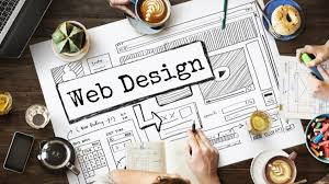 Ilustrasi Gambar Web Designer