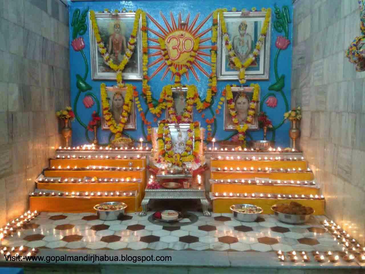 """Gopal-Mandir-Jhabua-Ghanshyam-Prabhu-100th-birth centenary-festival-Jhabua-2014-झाबुआ गोपाल मंदिर में """"घनश्याम प्रभु का 100 वॉ जन्म शताब्दी महोत्सव आयोजित """""""