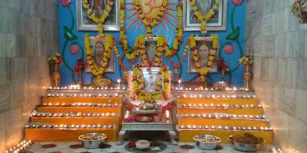 """गोपाल मंदिर में """"घनश्याम प्रभु का 100 वॉ जन्म शताब्दी महोत्सव आयोजित """""""