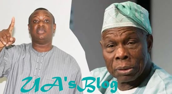 Keyamo claims Obasanjo is cursed, fires Oyedepo over meeting with Atiku