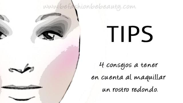 TIPS: 4 consejos a tener en cuenta al maquillar un rostro redondo.