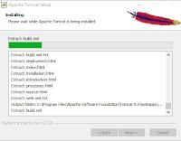 16.7 Apache Tomcat Installing