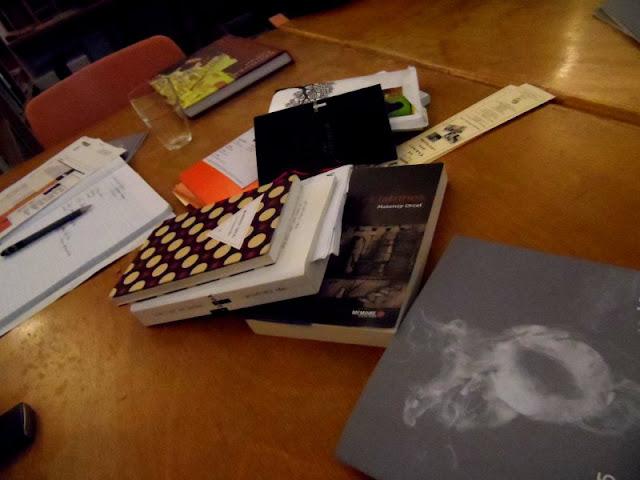 Cabinet des lecteurs de Peuple & Culture Marseille