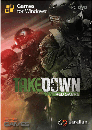 Takedown Red Sabre 2014 Full Repack