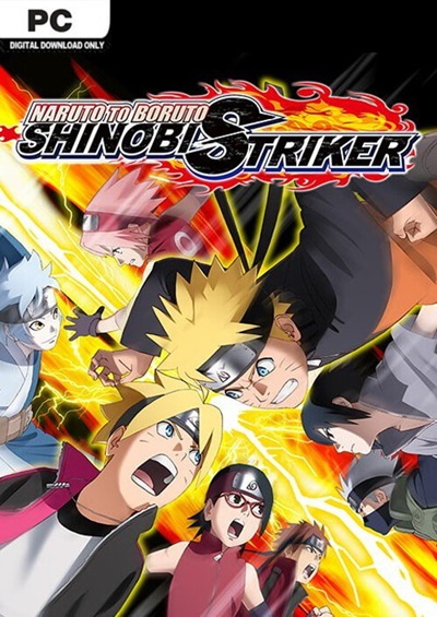 โหลดเกมส์ NARUTO TO BORUTO: SHINOBI STRIKER