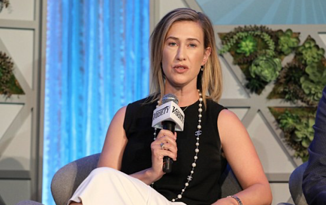 Paramount Television fires its president Amy Powell after she blasted 'angry black women in conference call about First Wives Club TV series