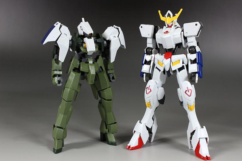 GUNDAM GUY: HG 1/144 Gundam Barbatos Form 6 - Review by Hobby no ...