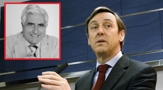 """Enric Sopena: """"Rafael Hernando es un fervoroso franquista"""""""