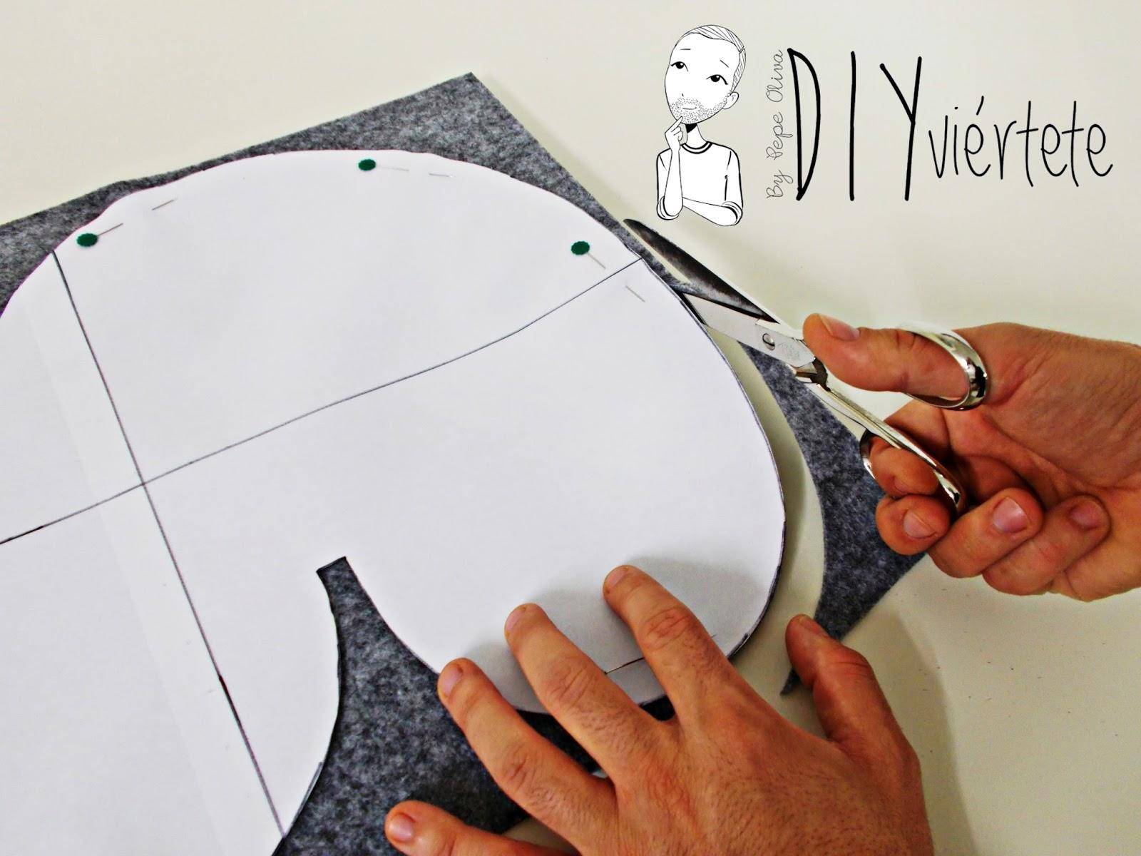 Clutch de Fieltro - Handbox Craft Lovers | Comunidad DIY, Tutoriales ...