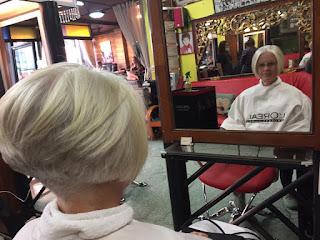 anziani in viaggio