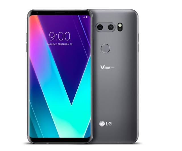 شاهد مميزات هاتف LG V30S الجديد مع تقنية الذكاء الإصطناعي ThinQ