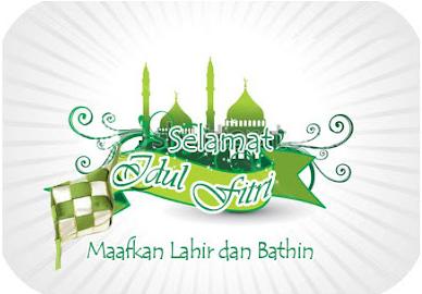 Ucapan Idul Fitri Itb2cstore