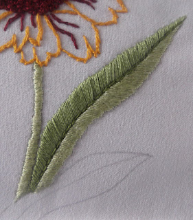 stitch, embroidery, flower, how to stitch flowers