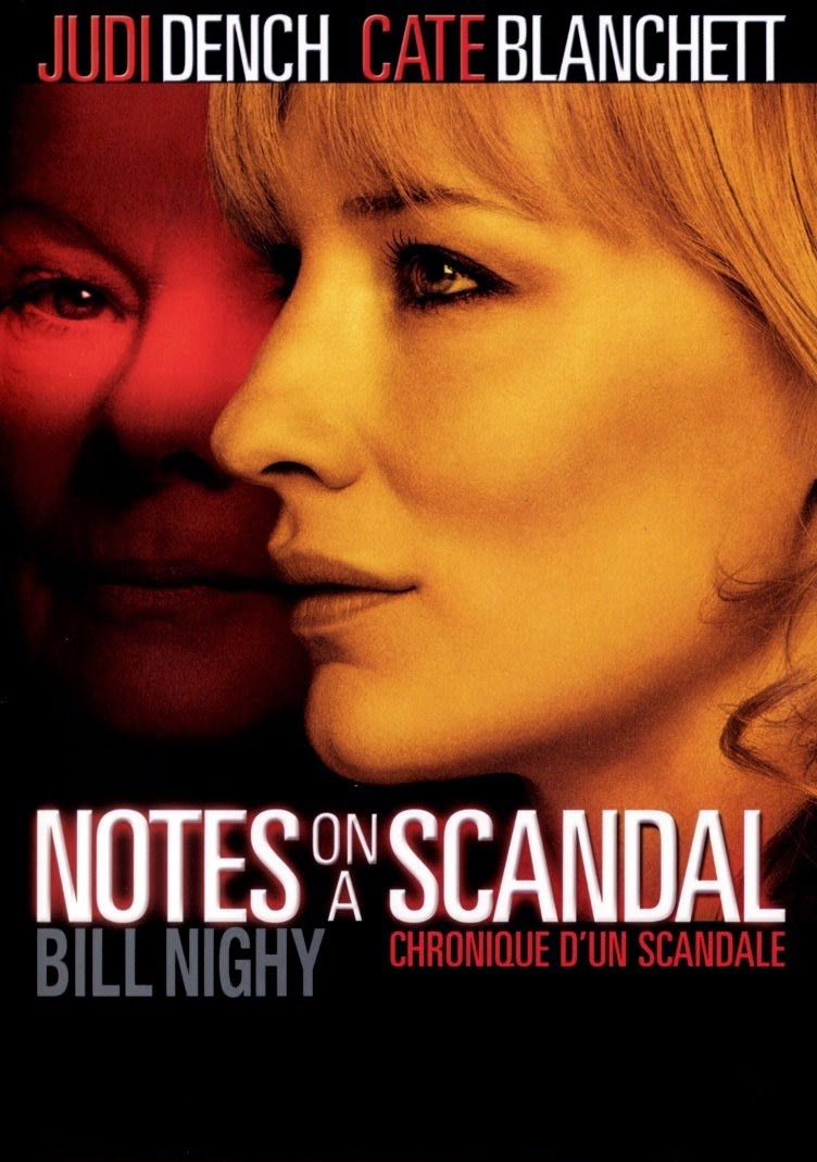 Notes on a Scandal (2006) ταινιες online seires oipeirates greek subs