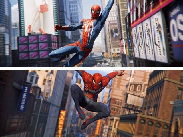 Spiderman Games for Android free download
