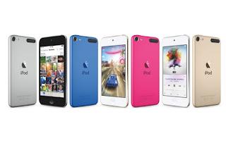 آبل تطلق رسميا iPod touch