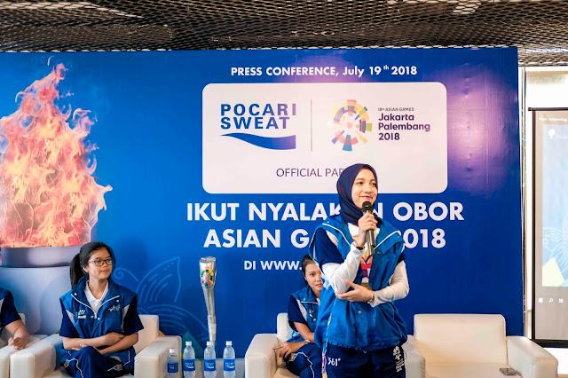 Yogyakarta, Kota Pertama Pawai Obor Asian Games 2018