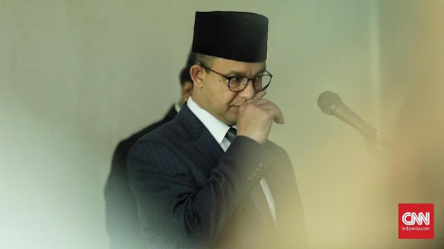 Jokowi Jadi Contoh, Enggak Masalah Kalau Anies Nyapres