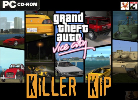 Download Grand Theft Auto Vice City Killer Kip Full PC Setup File