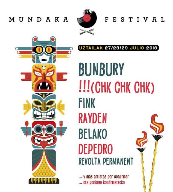 Chk Chk Chk al Mundaka Festival