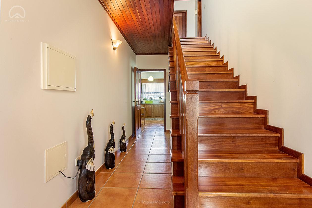 escadas madeira