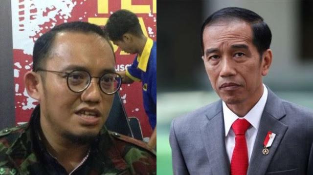 Jokowi Pidato Tanggapi Kaos #2019GantiPresiden, Tanggapan Dahnil ini Jleb Banget