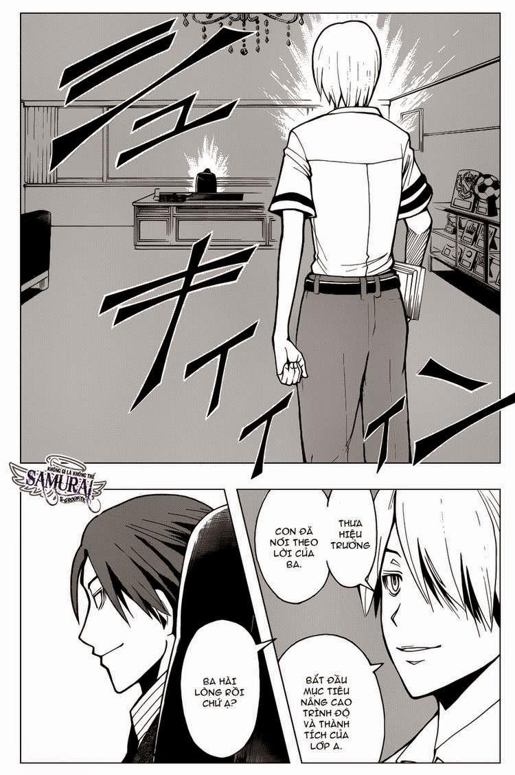 Ansatsu Kyoushitsu chap 51 trang 7