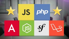 Master en webs Full Stack: Angular, Node, Laravel, Symfony +