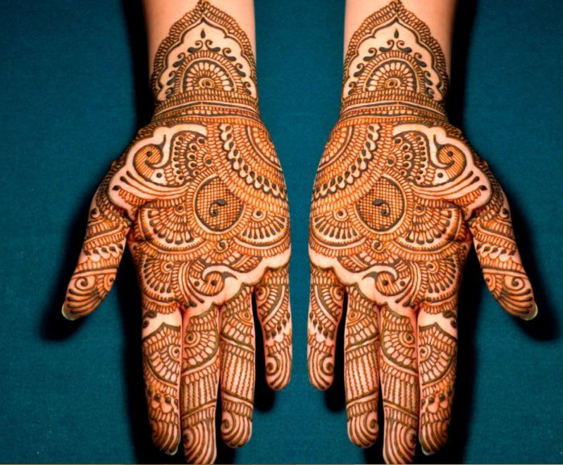 100 Easy Simple Mehndi Designs 2019 Latest For Hands Page 4 Of