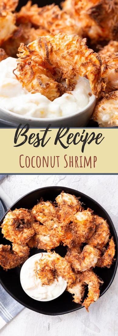 Coconut Shrimp #healthyfood #dietketo