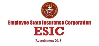 ESIC Junior Engineer(JE) Recruitment