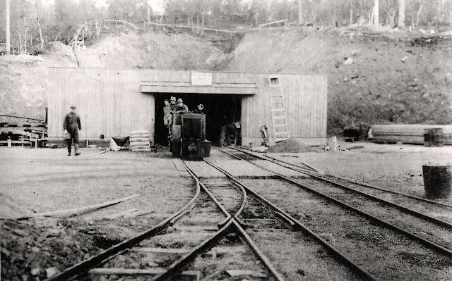 Kolosjoki nickel mines in Petsamo, Finland, 1930s, worldwartwo.filminspector.com