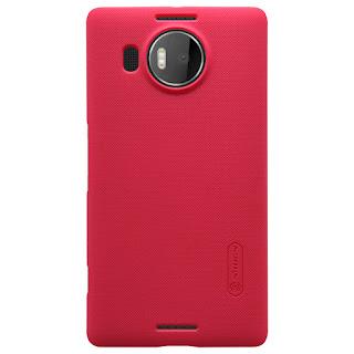 Nillkin Frosted 6H Plastic Slim Armor Matte Case Cover For Microsoft Lumia 950XL
