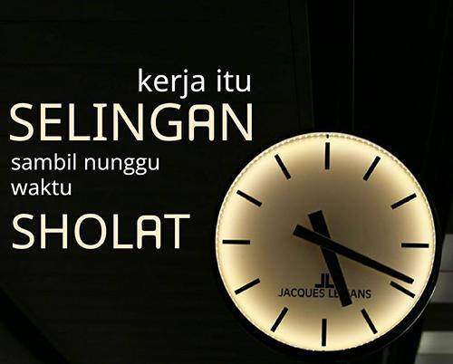 Jadwal Waktu Sholat Dan Adzan