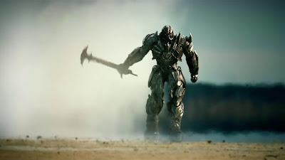 Autobot Fighter HD Image In Transformers The Last Knight 2017