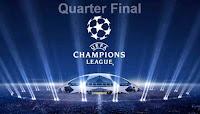 Jadwal Liga Champions Babak Perempat Final Leg 1 Dan leg 2 LIve Di SCTV