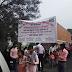 इंटर कॉलेज के बच्चों द्वारा निकाली गई बोट जन जागरूकता रैली