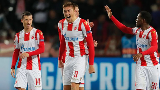 Milan Pavkov Red Star Belgrade 2 - 0 Liverpool