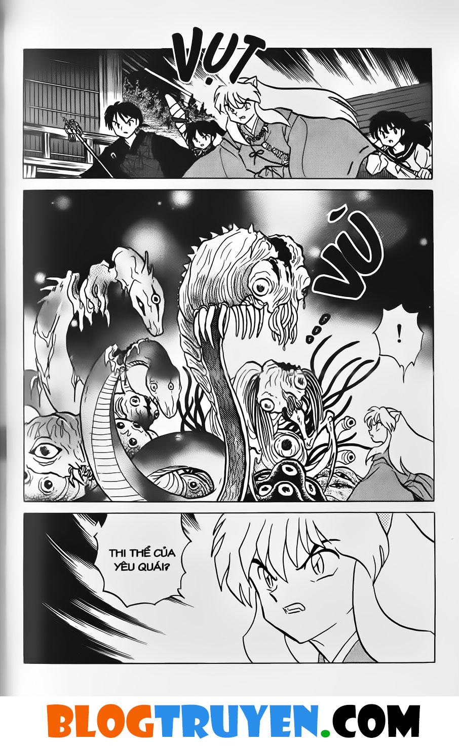 Inuyasha vol 35.10 trang 19