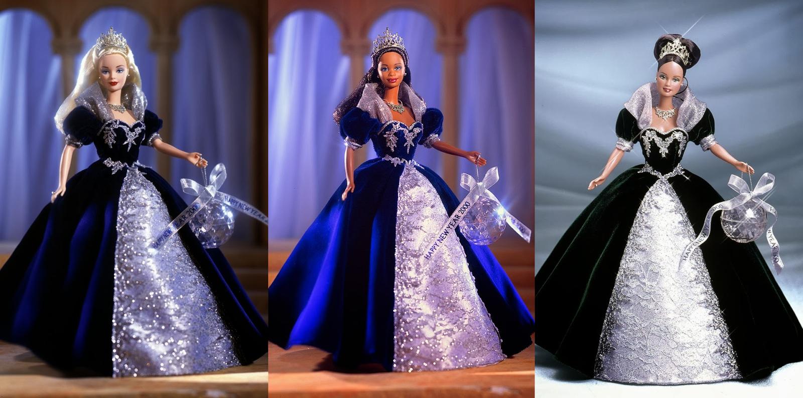 89829677abbe 1999 Millennium Princess Barbie è stata la prima Barbie