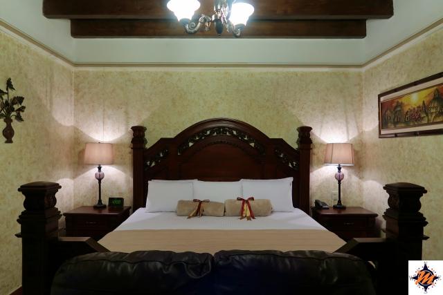 Antigua, Hotel Genessis