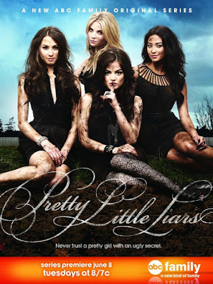 Pretty Little Liars (TV Series) S06 2016 DVD R1 NTSC Sub
